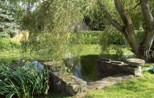 Sajūtu un rehabilitācijas dārzi Latvijā