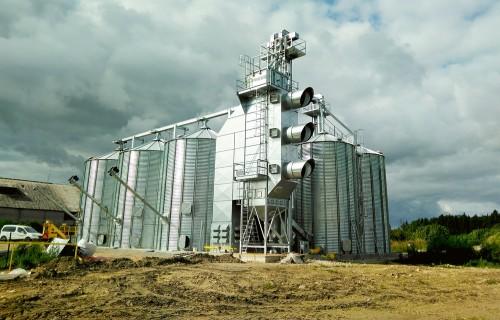 Latvijā ražots produkts – graudu pirmapstrādei un pēcapstrādei