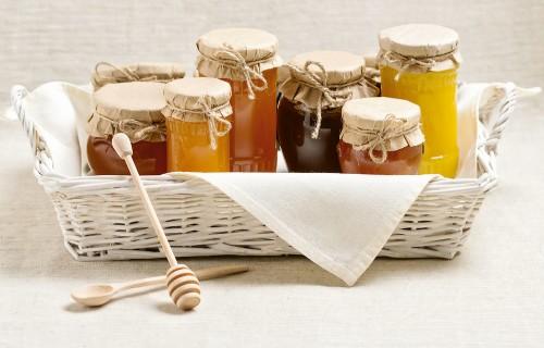 Degustācija un medus umami